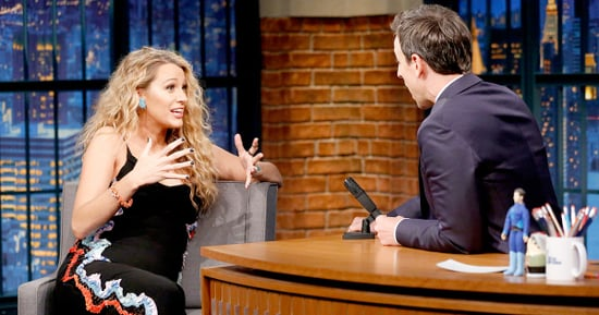 Blake Lively Jokes About Her Pregnancy, Baby Bump: 'This Is Not Brownies'