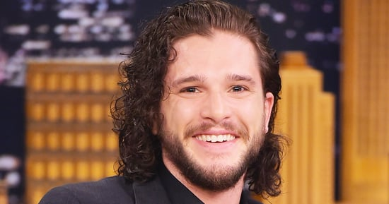 Kit Harington Looks Unrecognizable in Eyeglasses, Tank Top — See the Pic!