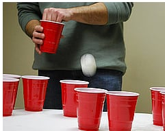 Game Over: Beer Pong Spreading Swine Flu