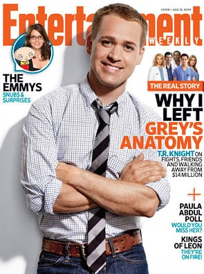 Are You Surprised by T.R. Knight's Comments About Grey's Anatomy?