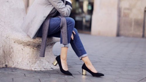 So #Blessed That The Comfiest Heels Ever Are A Trend For Fall