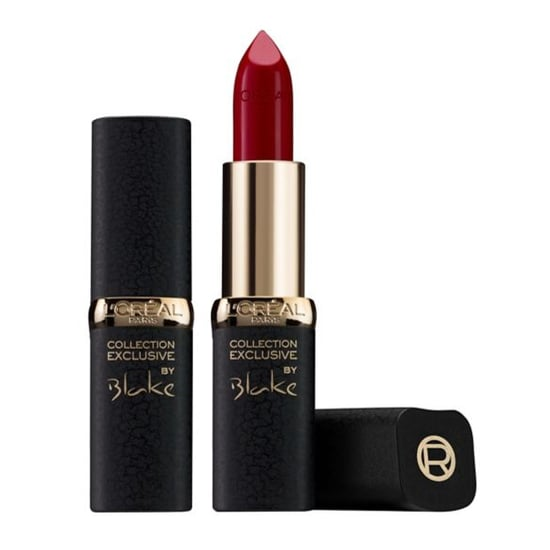 Blake Lively Pure Red Lipstick by L'Oreal | Beauty Review
