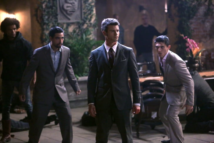 Friends GIFs Explain This Week's Episode of The Originals