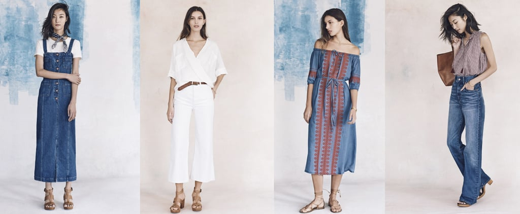 Madewell Spring '16 Is Everything We Want to Wear Right Now