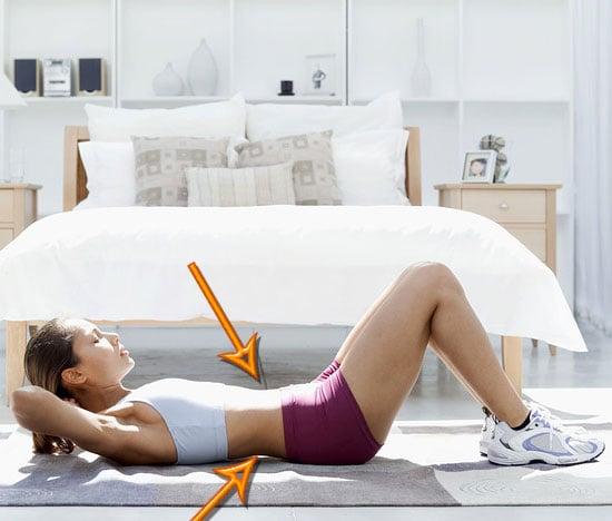 Morning Core Workout