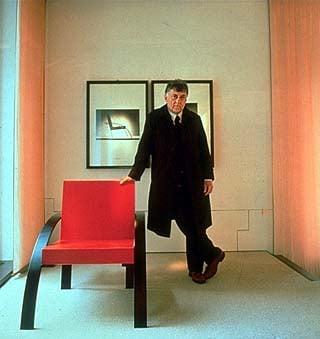Architect Stories:  Aldo Rossi