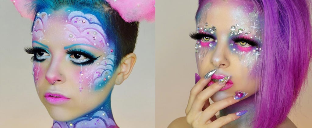 This Makeup Artist's Out-of-This-World Creations Go Way Beyond Skin Deep