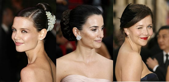 Oscars Hair Trend:  Dazzle Up Your 'Do