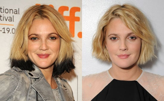 Pictures of Drew Barrymore's New Haircut