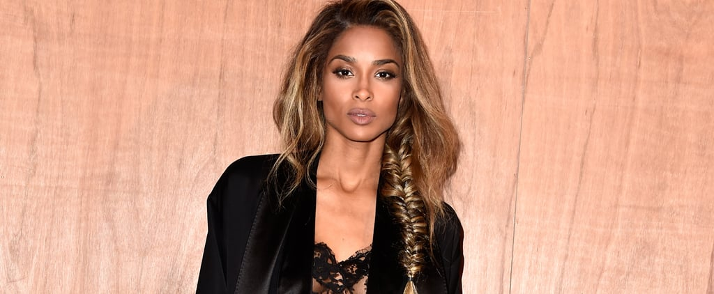 Ciara Makes a Two-Piece Suit Look Sexier Than You Could Possibly Imagine