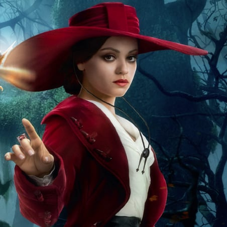 Oz: The Great and Powerful Character Posters