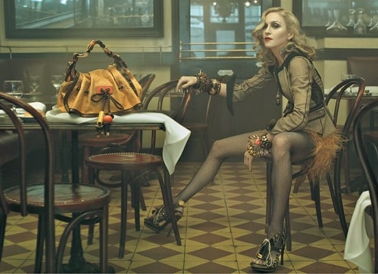 Madonna For Louis Vuitton Spring 2009 Ad Campaign