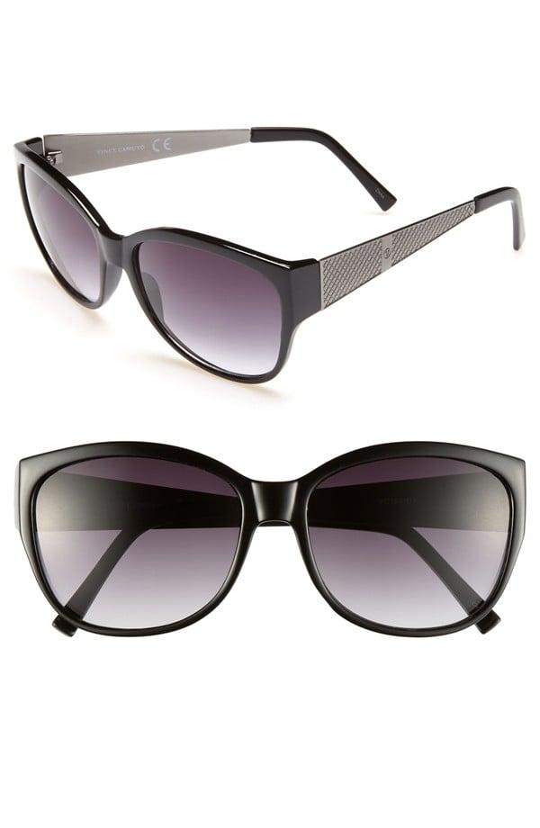 Vince Camuto 55mm Oversized Sunglasses