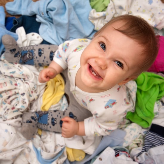 how to make baby clothes at home