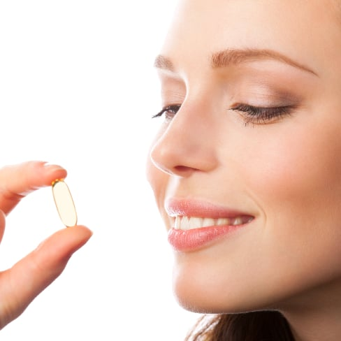 Vitamin D, Calcium, and Omega-3 Supplement Benefits