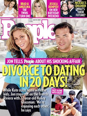 Jon Gosselin Confirms Girlfriend But Denies Engagement