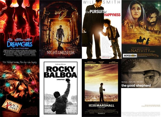 Which Movie Are You Most Excited to See This Holiday?