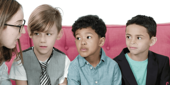 Let These 4 Little Boys Give You The Relationship Advice You Need
