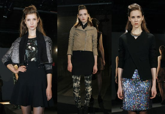 Fabworthy: Jackets, More Jackets, and Holographic Sequins at Vena Cava
