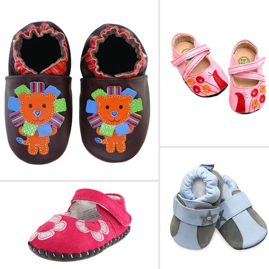 Seriously Sweet Soft-Soled Shoes For Babes