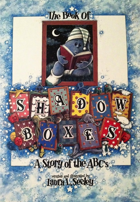 The Book of Shadow Boxes
