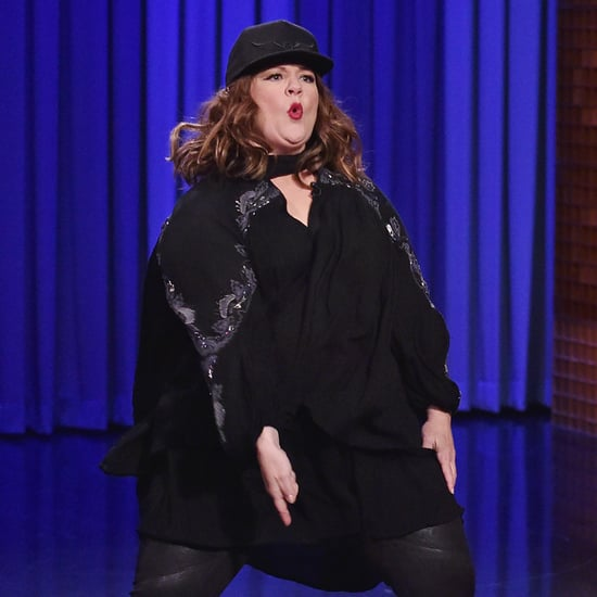 Melissa McCarthy Lip Sync Battle on The Tonight Show 2016