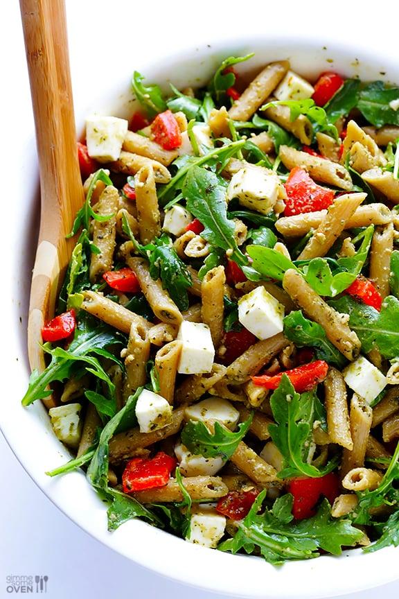 Five-Ingredient Pasta Salad