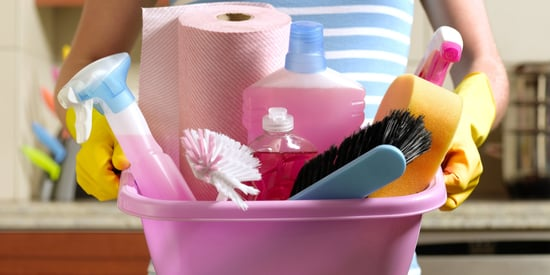 Want To Make Your Spring Cleaning More Green? Look For These Labels