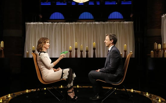 FROM EW: Kristen Wiig and Seth Meyers Unload Every Wicked Thing They've Done to Each Other