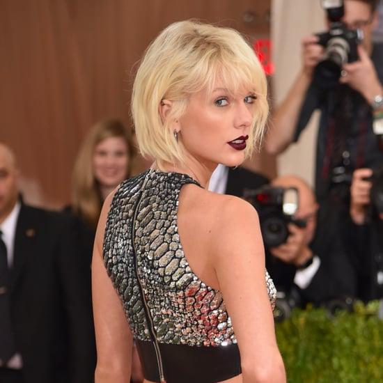 Taylor Swift's Beauty Look at Met Gala 2016