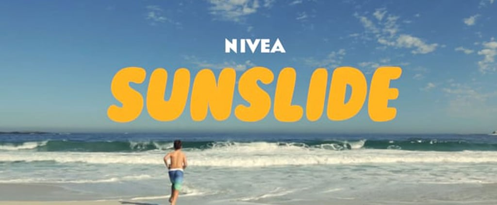 This Giant Waterslide Is the Most Fun Way to Apply SPF This Summer