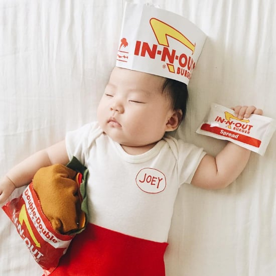 In-N-Out Halloween Costume For Babies