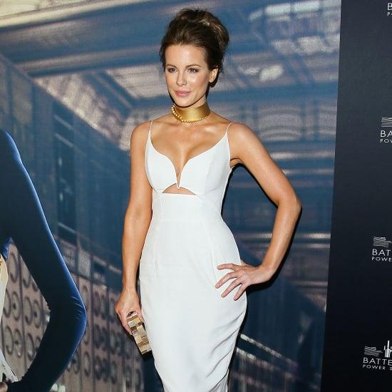 Kate Beckinsale in White Zimmermann Dress