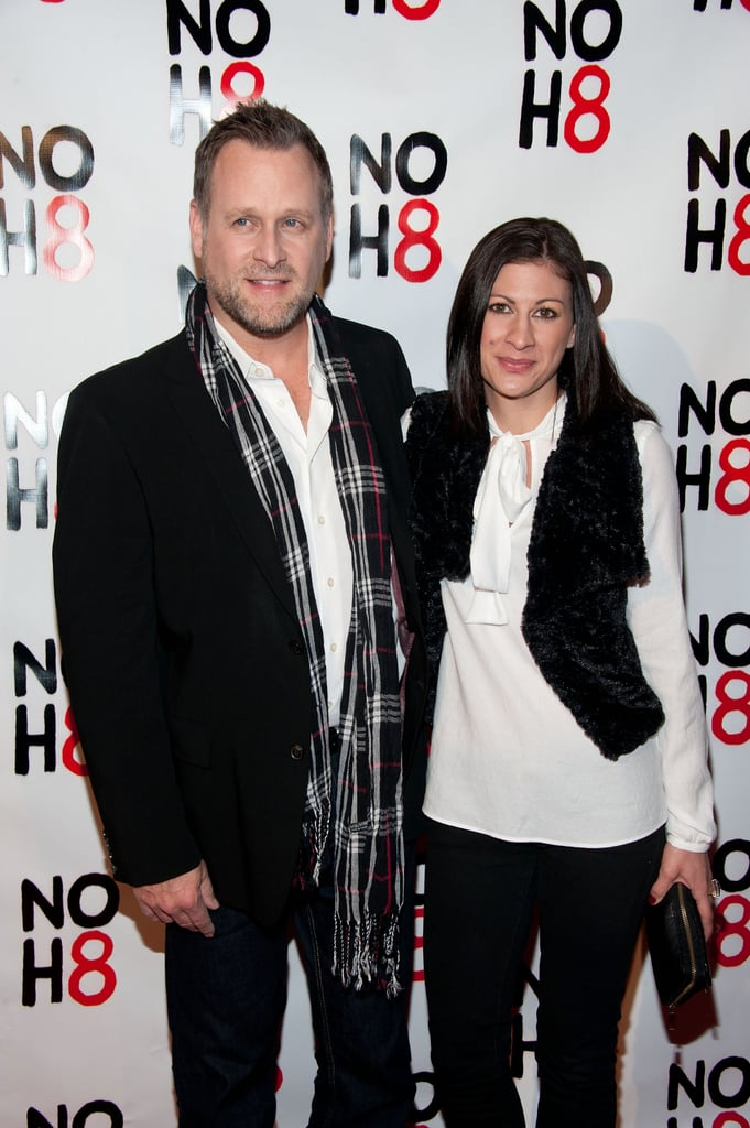 Dave Coulier and Melissa Bring