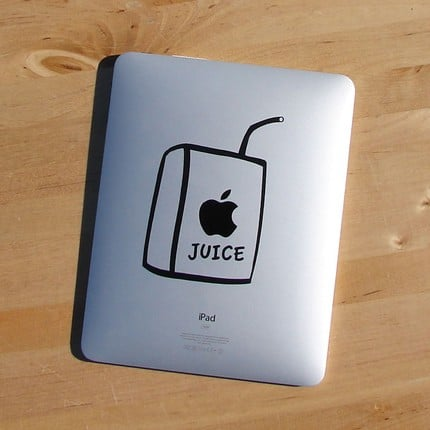 iPad Decals