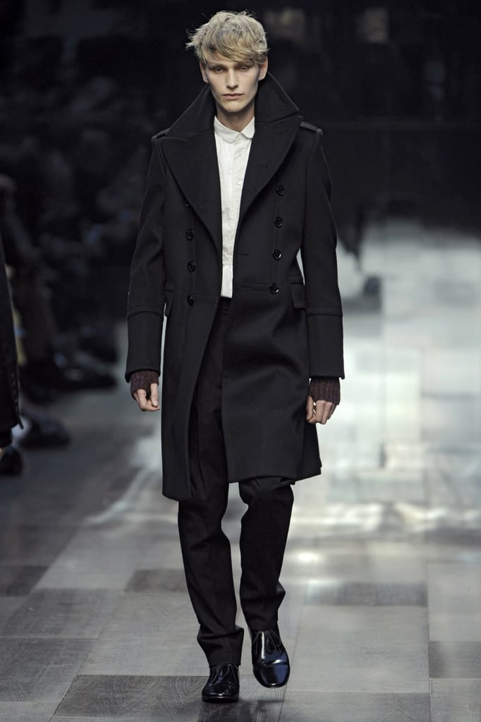 Milan: Burberry Prorsum Men's Fall 2009