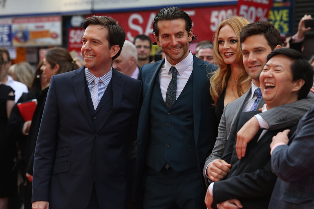 The Hangover Crew Parties Late in London