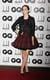 Emma Watson in Tartan McQ by Alexander McQueen at 2011 GQ Men of the Year Awards