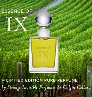 Strange Invisible Perfumes Wine Perfume