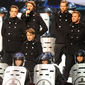 Watch Take That's Brit Awards Performance 2011 Video