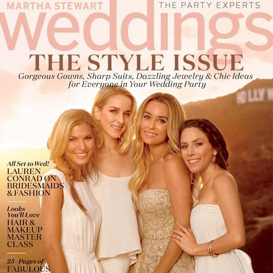 Lauren Conrad's Bridesmaid Dresses