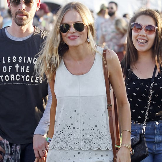 Kate Bosworth is 1st in Topshop's Festival Line at Coachella