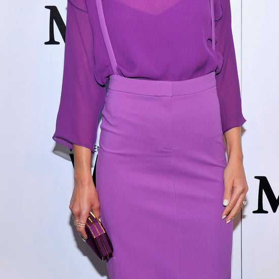 Victoria Justice Max Mara W Magazine Party 2014 | Video