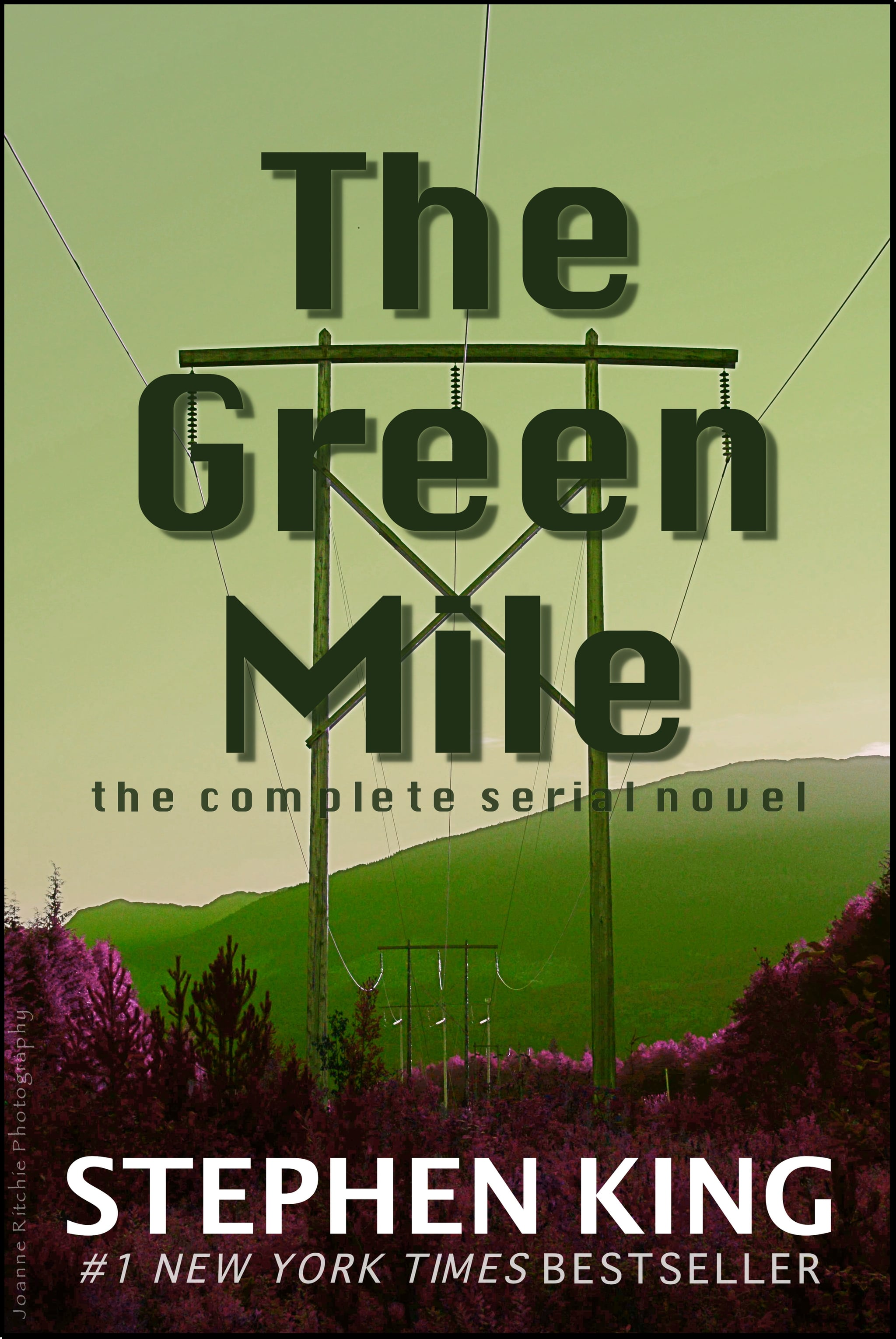 an analysis of the book the green mile by stephen king - the green mile for my third quarter book report i read the green mile written by stephen king this book is about an old man, paul edgecomb, recalling his experiences when he worked as the cell block captain in cold mountain state penitentiary.