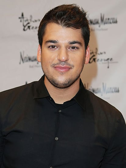 Rob Kardashian Has Been Hitting the Gym, Says His Trainer