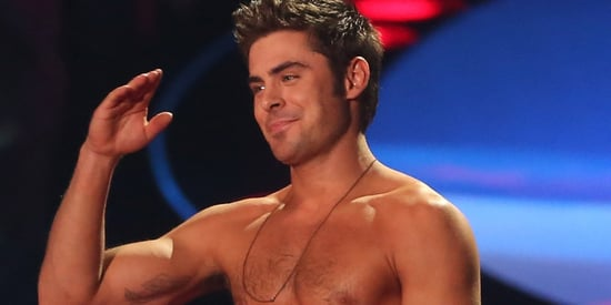 Zac Efron Will Go Full Frontal For An Oscar
