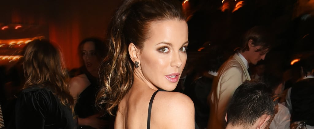 Kate Beckinsale Looks Hot Enough to Start a Fire on the Red Carpet