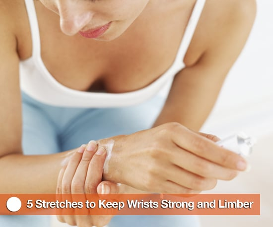 Wrist Stretches to Help Prevent Carpal Tunnel Syndrome