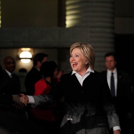 Hillary Clinton's Women's Day Playlist