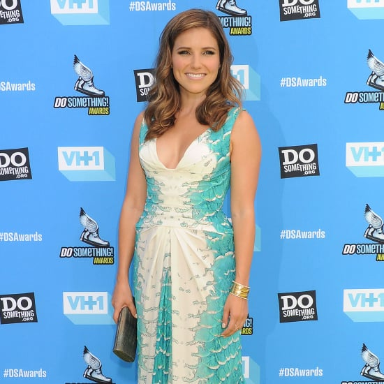 Sophia Bush's Outfit Changes at the Do Something Awards